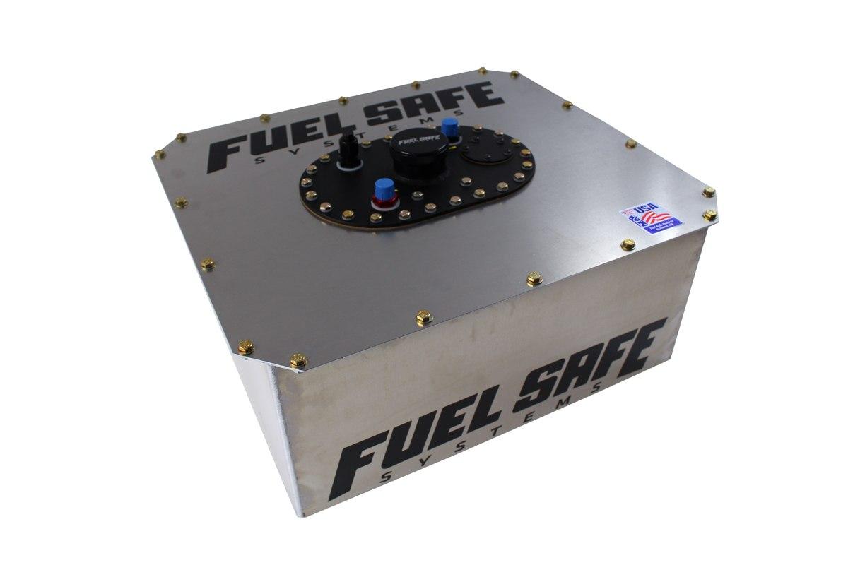 FuelSafe Zbiornik Paliwa 45L FIA z obudową aluminiową - GRUBYGARAGE - Sklep Tuningowy